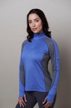 Noble Outfitters Lauren 1/4 Zip Mock
