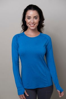 Noble Outfitters Hailey Long Sleeved Crew