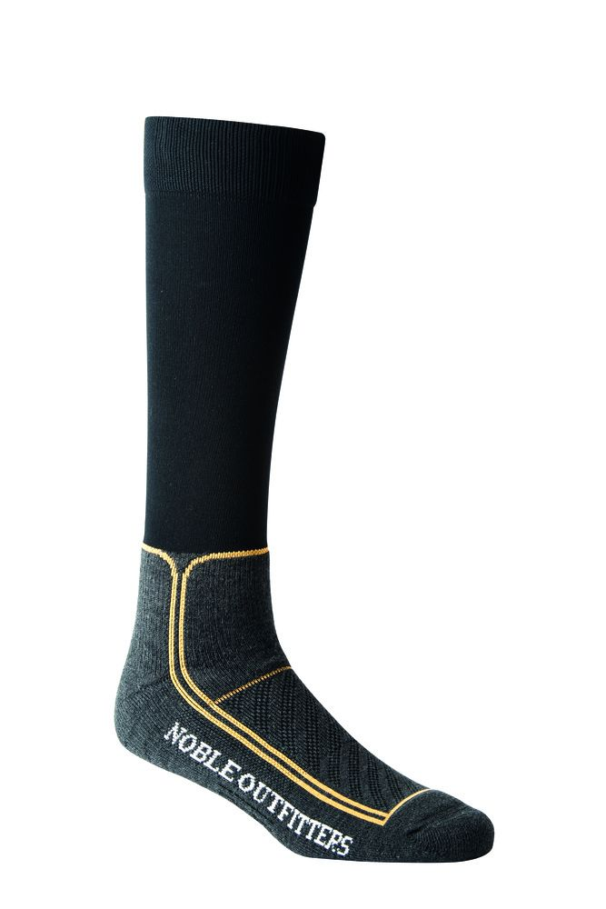 Noble Outfitters Thermo Thin Socks Charcoal