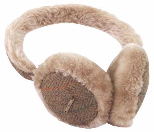 Toggi Hunston Tweed Ear Warmers
