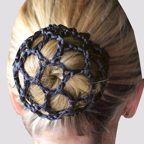 Equetech Bun Net - Crochet