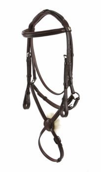 Jeffries Wembley Pro Grackle Bridle