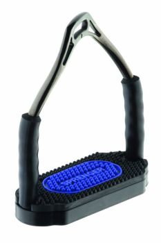 Sprenger Bow Balance Stirrup Irons - Anthracite