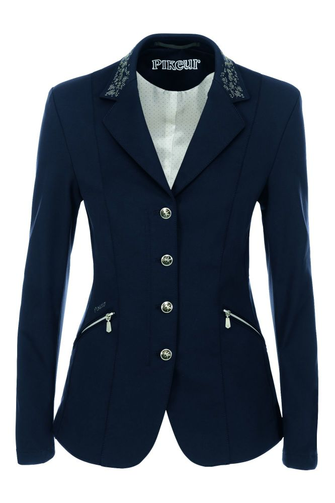 Pikeur Saphira Ladies Competition Jacket - Navy