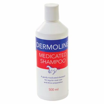 Dermoline Medicated Shampoo 500ml