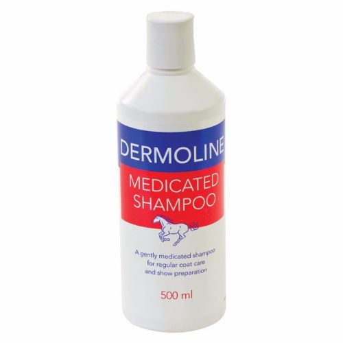 Dermoline Medicated Shampoo 500ml