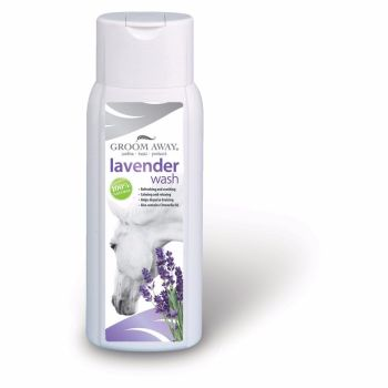Groom Away Lavender Wash 400ml