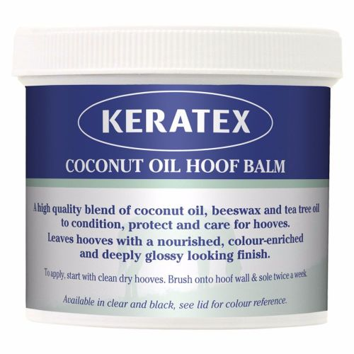 Keratex Coconut Hoof Balm 400g