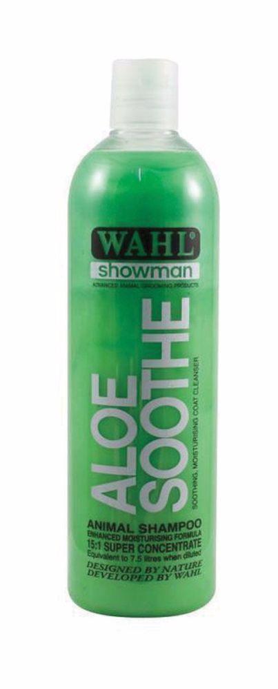 WAHL Aloe Soothe Shampoo 500ML