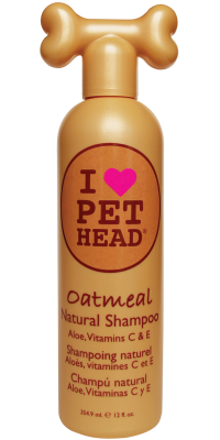 Pet Head Oatmeal Shampoo 354ml