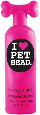 Pet Head Dirty Talk Shampoo 475ml