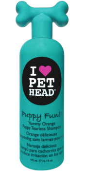Pet Head Puppy Fun Shampoo 475ml