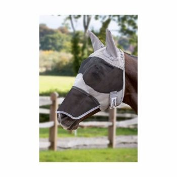 Lemieux Comfort Fly Shield Full Mask (With Ears and Nose)