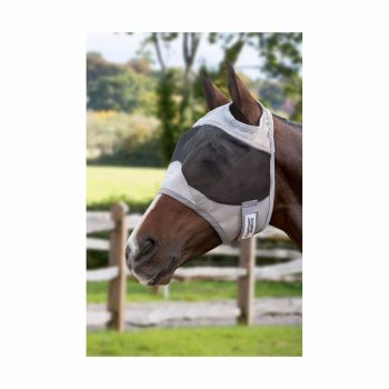 Lemieux Comfort Fly Shield Standard Mask (No Ears or Nose)