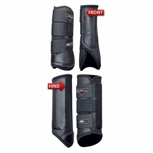Lemieux Prosport Stealth Air Shock XC Boots Front