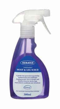 Keratex Hoof & Leg Scrub 300ml