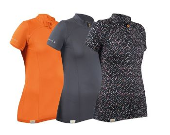 Shires Aubrion Pimlico Short Sleeved Base Layer