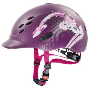 Uvex Onyxx Princess Children's Riding Hat