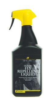 Lincoln Classic Fly Repellent - 1 Litre Spray