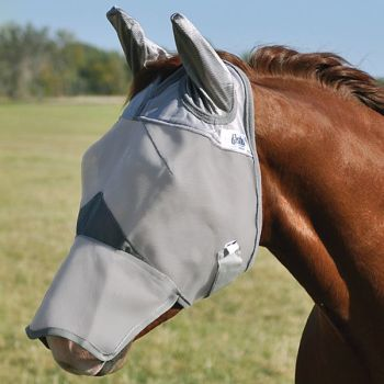 Cashel Crusader Fly Mask Long With Ears