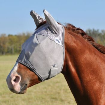 Cashel Crusader Fly Mask Short With Ears