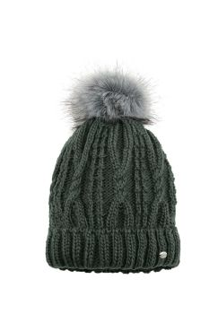 Pikeur Knitted Bobble Hat