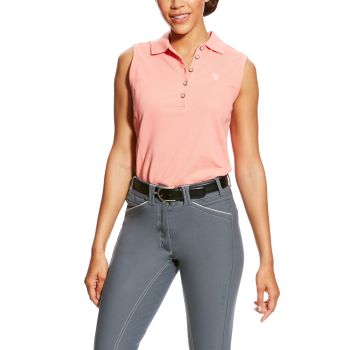 Ariat Ladies Prix Sleeveless Polo