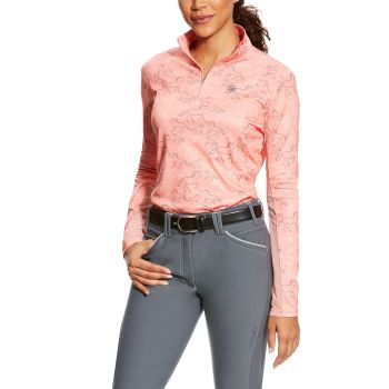Ariat Ladies Sunstopper 1/4 Zip