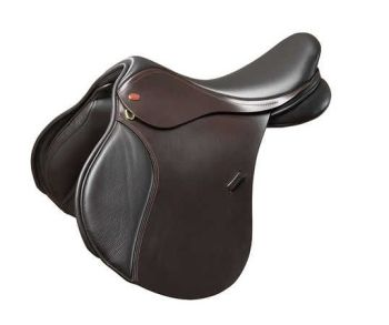 Kent & Masters Pony Club Long Leg GP Saddle