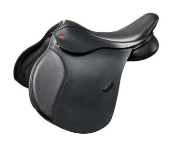 Kent & Masters Original Flat-Back GP Saddle