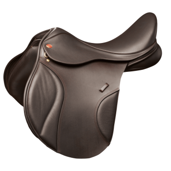 Kent & Masters S-Series Compact GP Saddle - Low Profile