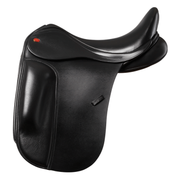 Kent & Masters S-Series Dressage Surface Block Saddle - Low Profile