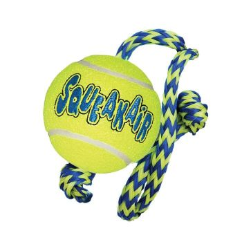 Kong SqueakAir Rope & Ball