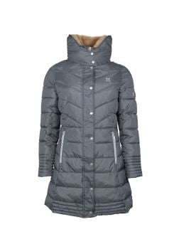 Mark Todd Ladies Deluxe Long Padded Coat