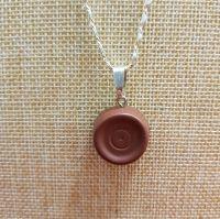 Rolo Inspired Pendant Handmade