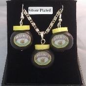 Marmite Inspired Jewellery