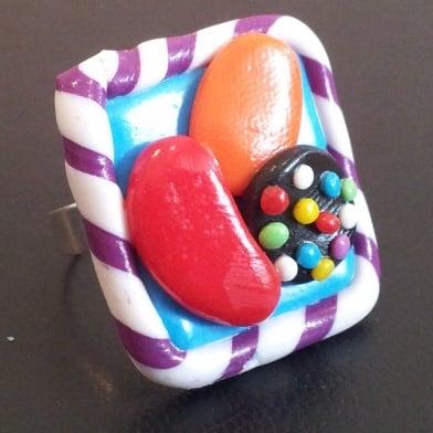 Candy Crush Saga (Facebook) Ring