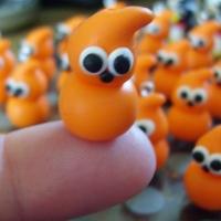 Zingy Blob Bead / Charm