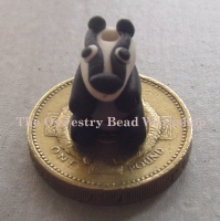Badger Polymer Clay Bead / Charm Price From: