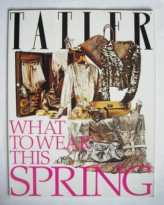 Tatler supplement - What To Wear This Spring 2006