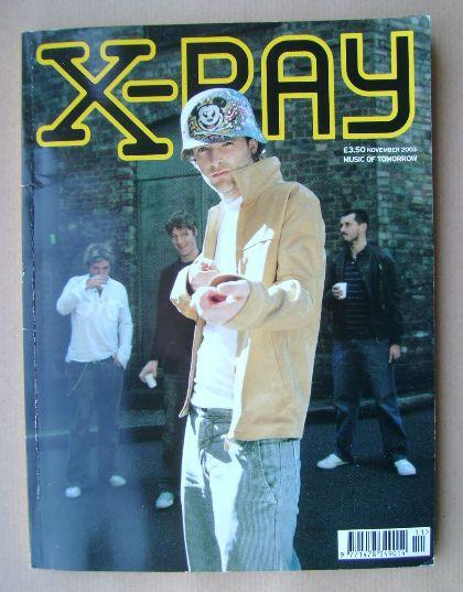 <!--2003-11-->X-RAY magazine - November 2003