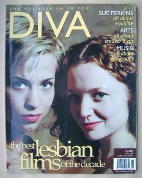 Diva magazine - May 2004 (Issue 96)