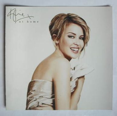 At Home bed linen brochure - Kylie Minogue (2008/2009)