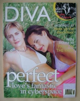 Diva magazine - August 2003 (Issue 87)