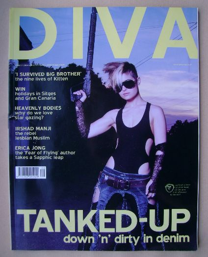 <!--2004-08-->Diva magazine - August 2004 (Issue 99)