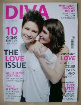 Diva magazine - February 2011 (Issue 177)