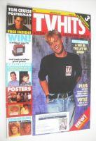 <!--1989-09-->TV Hits magazine - September 1989 - Jason Donovan cover (Issue 1)