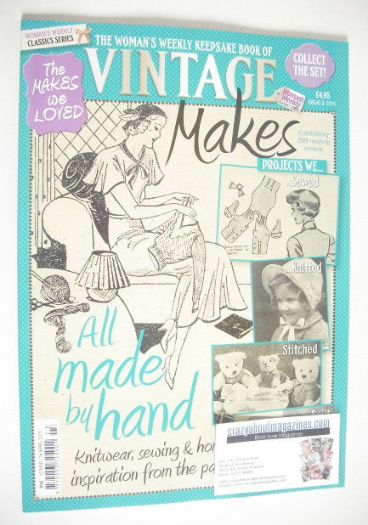 <!--2015-13-03-->Woman's Weekly Classic Series magazine - Vintage Makes (Is