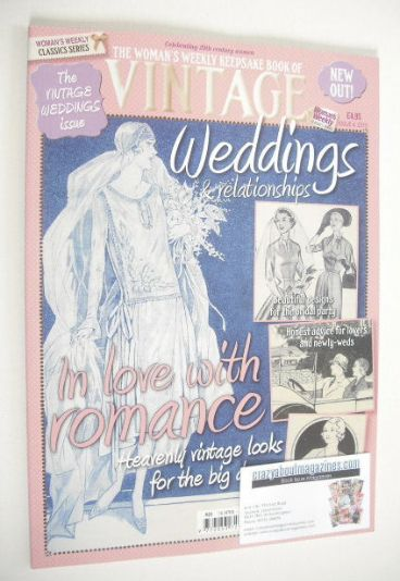 <!--2015-13-04-->Woman's Weekly Classic Series magazine - Vintage Weddings