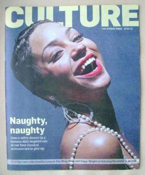 Culture magazine - Cush Jumbo cover (7 July 2013)